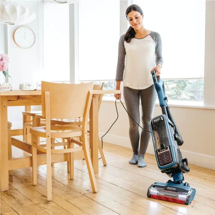Upright Vacuum Duoclean 174 Technology Shark 174 Apex