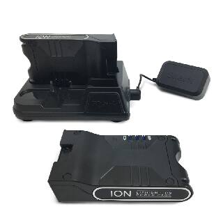 ION Power Pack 2X Double Charging System