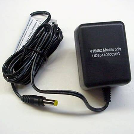 Charger for Cordless Sweeper